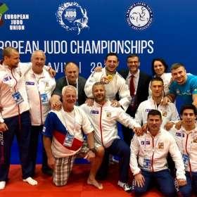Petr Lacina – trenér Czech Judo team